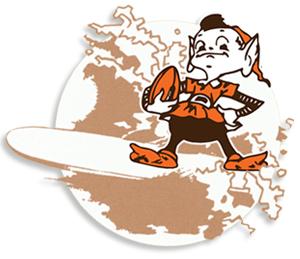 Surfing Brownie