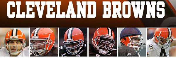 Cleveland Browns 2010 Captains