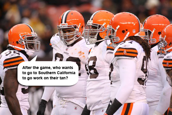 Browns Chatter about SCBBA