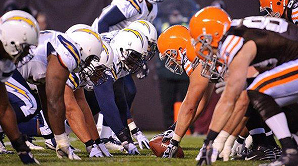 Browns vs Chargers, Oct 4th 2015